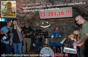 koncert Gramy dla Darka Nowy Sącz