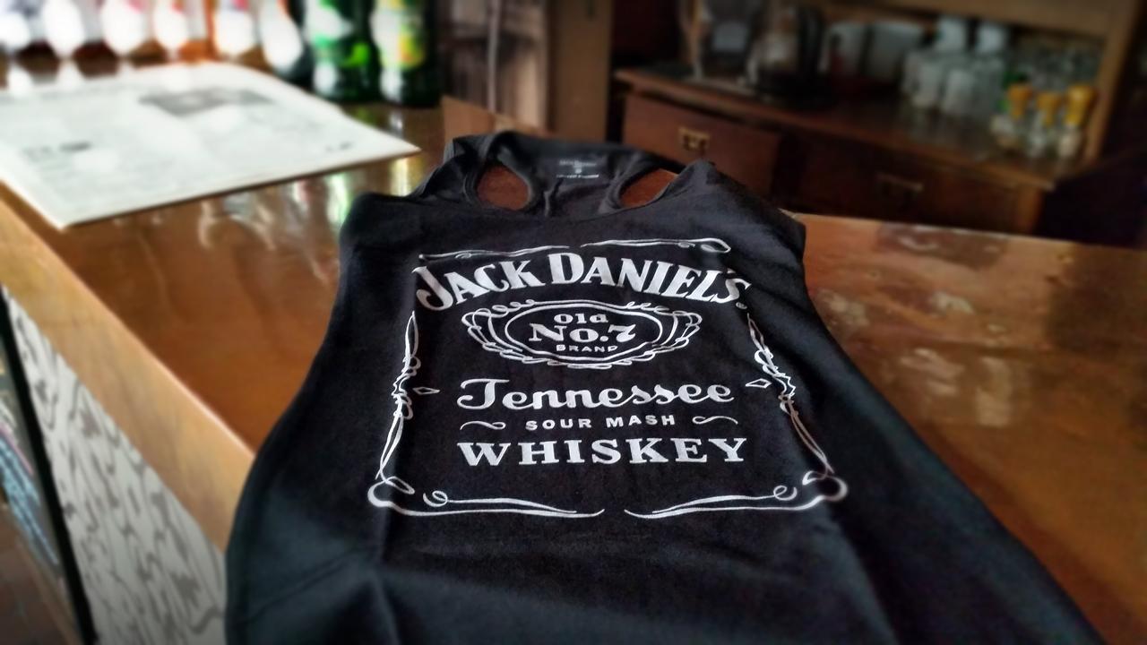 tshirt Jack Daniels