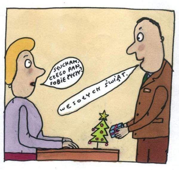 Raczkowski - wesołych świąt
