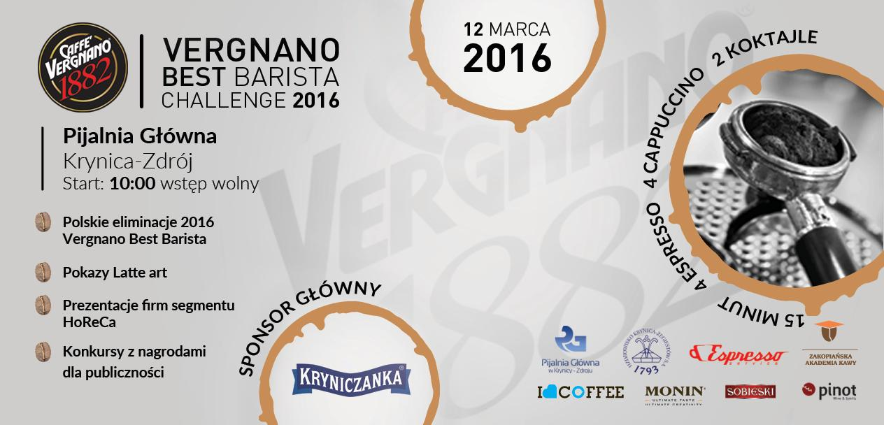 Vergnano Best Barista