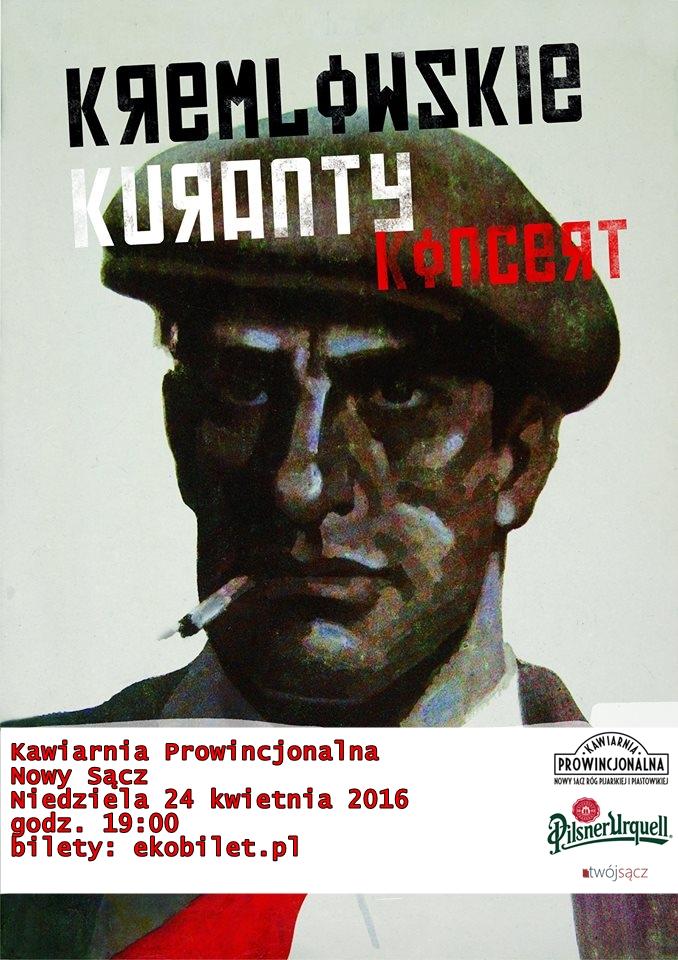 Kremlowskie Kuranty koncert Nowy Sącz