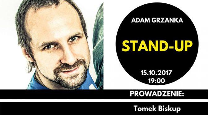 Stand-up: Adam Grzanka / Tomasz Biskup