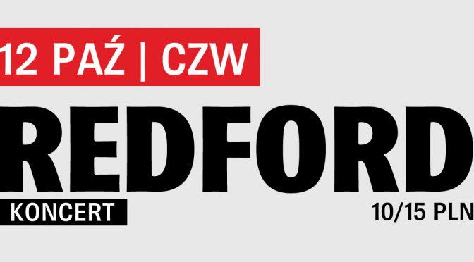 Koncert: Redford