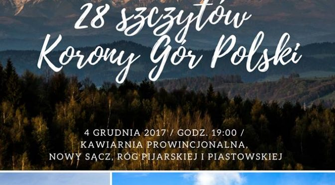 P.K.P.: 28 szczytów Korony Gór Polski