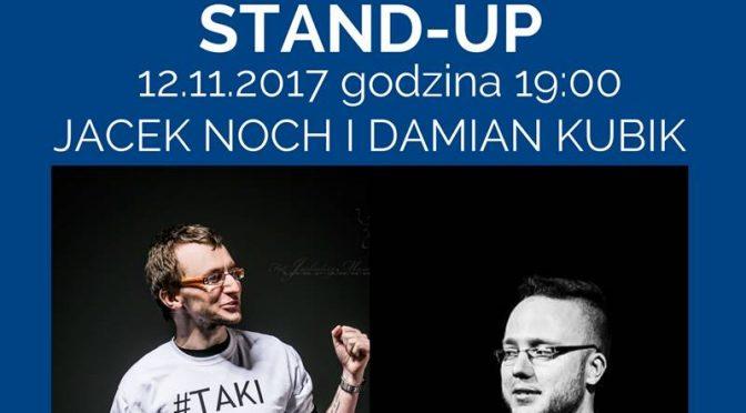 Stand-up w Prowincjonalnej: Jacek Noch/Damian Kubik/Tomasz Biskup