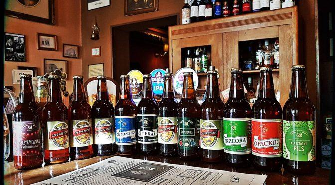 Tydzień piw z browaru klasztornego w Szczyrzycu