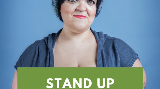 Stand-up w Prowincjonalnej: Ola Petrus
