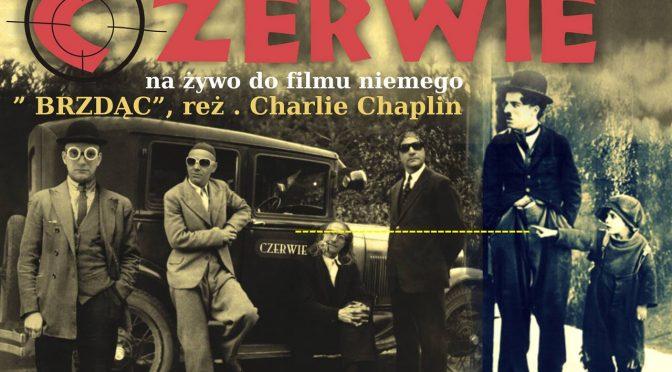 """Zespół Czerwie zagra na żywo do filmu """"Brzdąc"""" Charliego Chaplina"""