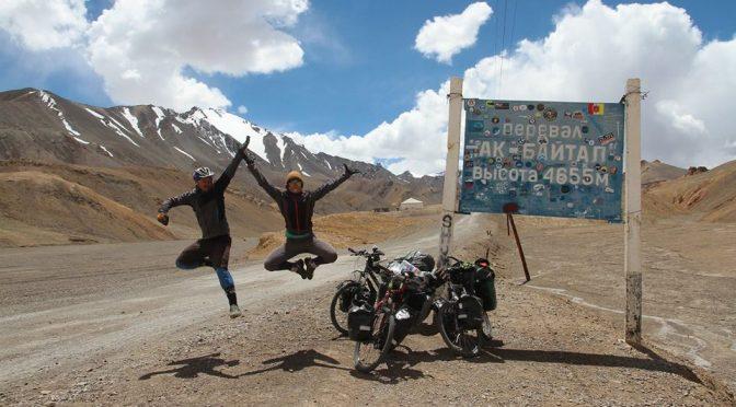 PKP #12: Z Gruzji do Kirgistanu – wyprawa rowerowa