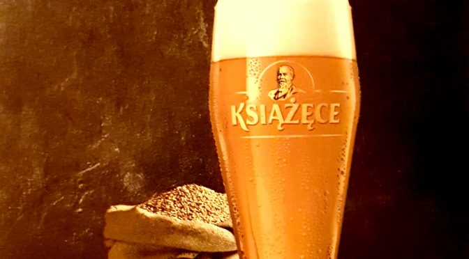 Nowe piwo Książęce Weizen w kawiarni lejemy z beczki