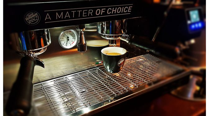 Zapraszamy na jeszcze lepiej parzoną kawę