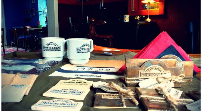 Sklepik kawiarni Prowincjonalna